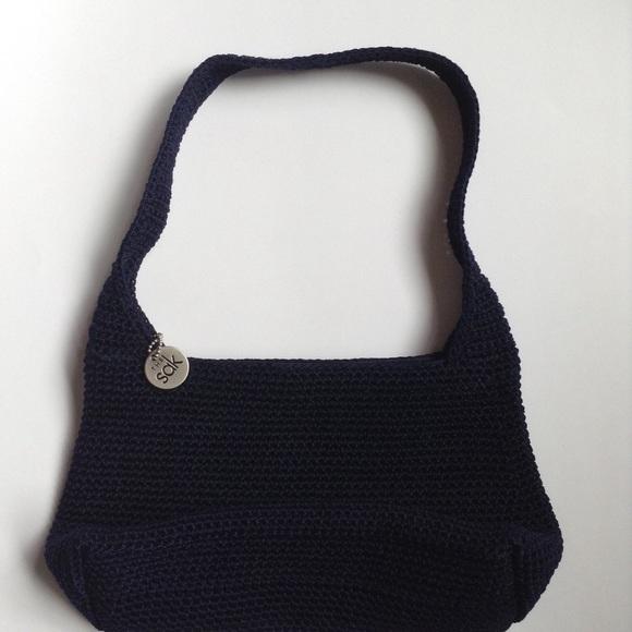 The Sak Bags Navy Bag Poshmark